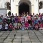 Pielgrzymka dzieci pierwszokomunijnych do Kalwarii Pacławskiej
